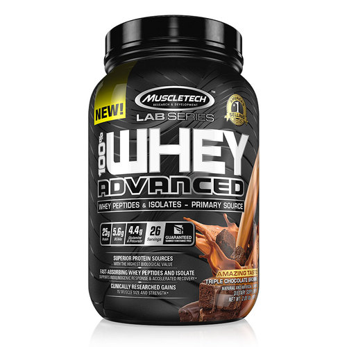100% Advanced Whey