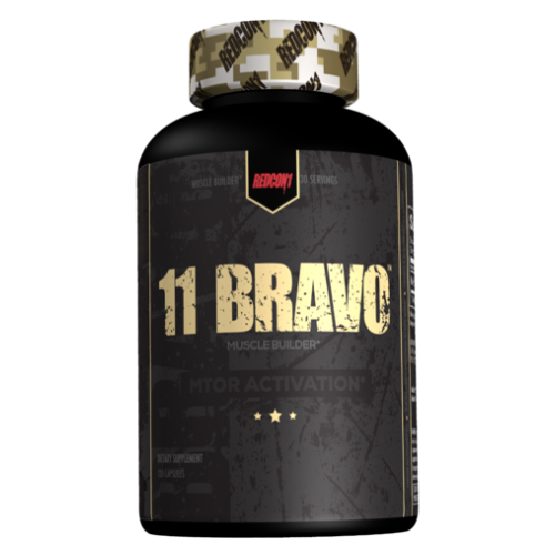 11 Bravo Muscle Builder