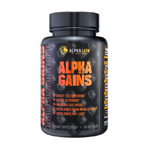 Alpha Gains Testosterone Booster