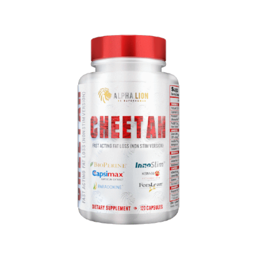 Cheetah Non Stim Fat Burner