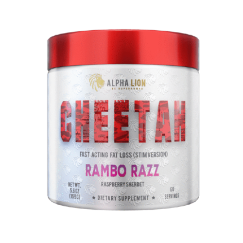 Cheetah Fat Burner