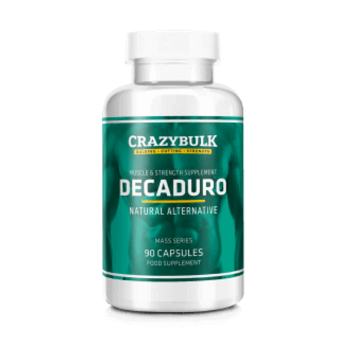 Decaduro Muscle Builder