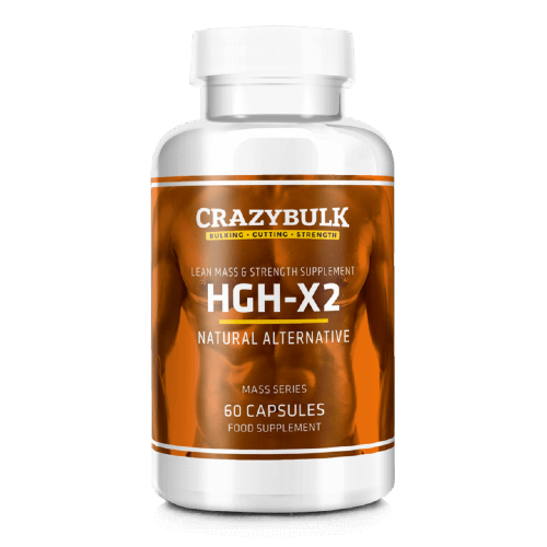 HGH-X2 Muscle Builder