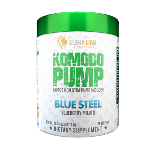 Komodo Pump Pre Workout Reviews