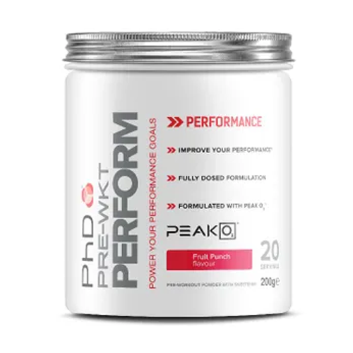 Pre Workout Perform
