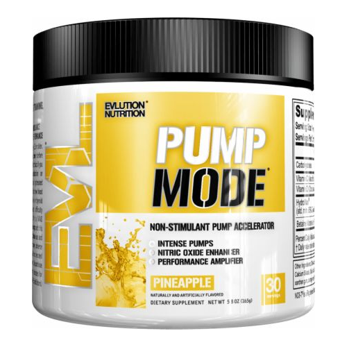 Pump Mode Pre Workout