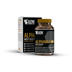 Alphamax - Men's Health and Testosterone