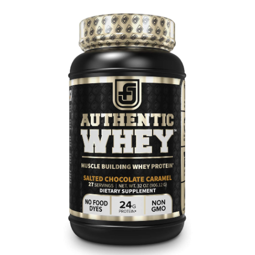 Authentic Whey Protein Reviews