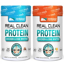 Real Clean Protein: Chicken & Egg Whites