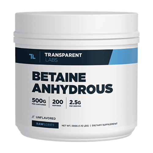 Betaine Anhydrous Reviews