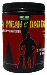 A Mean o' Daddy BCAA