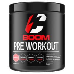 BOOM Pre Workout