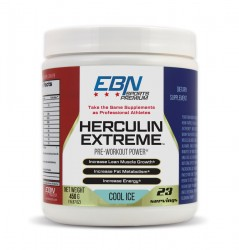 Herculin Extreme Pre-Workout - Cool Ice