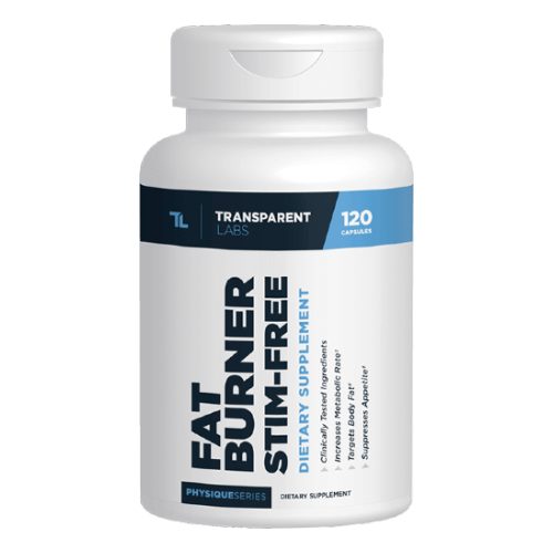 PhysiqueSeries Fat Burner Stim Free