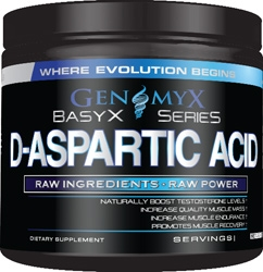 Basyx D-Aspartic Acid Reviews