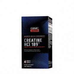 Amplified Creatine 189 Reviews