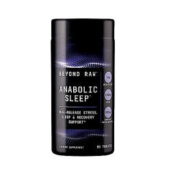 Beyond Raw Anabolic Sleep