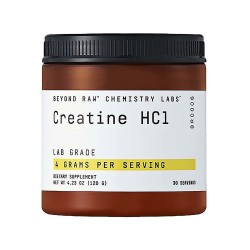 Beyond Raw Chemistry Labs Creatine HCL