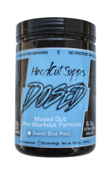 DOSED Pre Workout Reviews