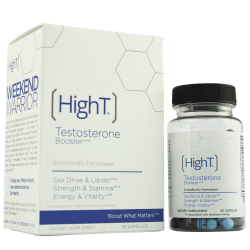 High T - Testosterone Booster