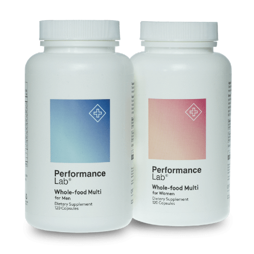 Performance Lab Whole-Food Multi Reviews