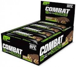 Combat Crunch Bars Reviews