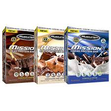 Mission1 Clean Protein Bars Reviews