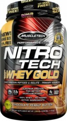 Nitro-Tech 100% Whey Gold Reviews