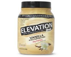 Elevation Whey Protein