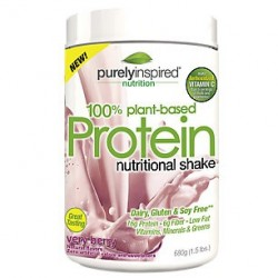 100% Plant Based Protein Reviews