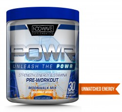 POWR - Strength & Energy Pre Workout