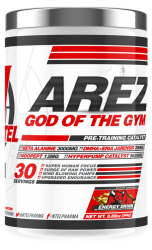 AREZ - God of the Gym