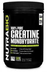 100% Pure Creatine Monohydrate Reviews