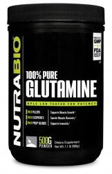 100% Pure Glutamine (Powder)