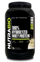 100% PURE Hydrolyzed Whey