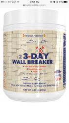 3-DAY WALL BREAKER