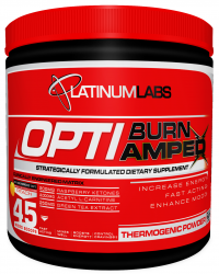 OptiBurn Amped - Powder