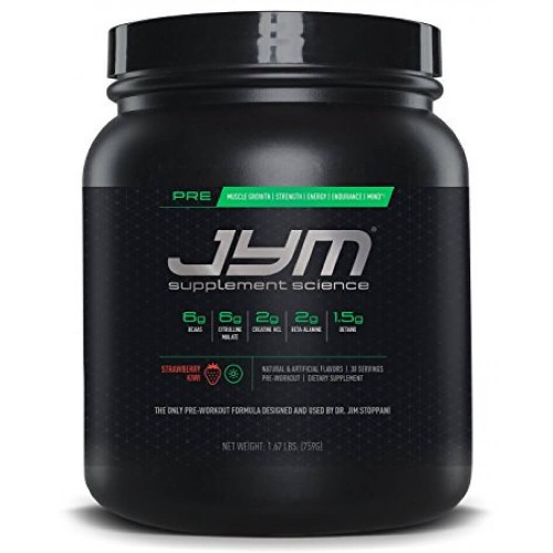 Jym Pre Jym Reviews - Ingredients, Flavors, Side Effects, Benefits