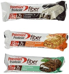 Fiber Crispy Snack Bar