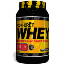 CON-CRET Whey Reviews