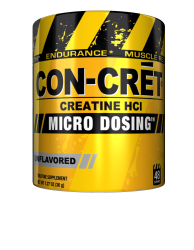 CON-CRET Creatine HCl Reviews