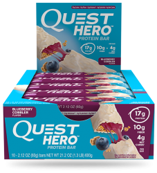 Hero Protein Bars Reviews