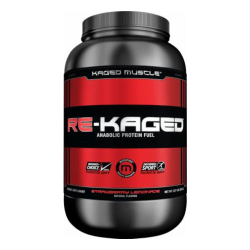Re-Kaged Whey Protein Isolate