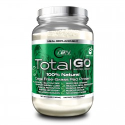 Total GO [GMO Free Organic] Whey Protein Reviews