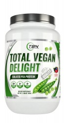 Total Vegan Delight - Isolated Pea prot.