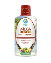 Mega Premium Liquid Multivitamin