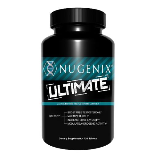 Ultimate Testosterone Booster