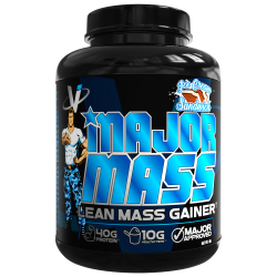Major Mass™ Lean Protein Gainer Reviews